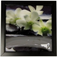 Iconic 3D 30x30cm - Spa Orchid