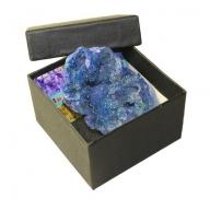 Aura Geode - Lavender