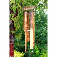 Bamboo Chimes 4 Tube big