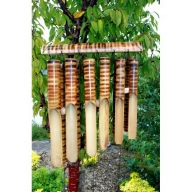 Bamboo Chimes 12 Tube Big