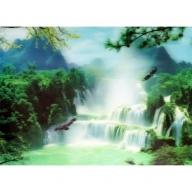 Lrg High Def 3D Pic - Mystic Rainforest