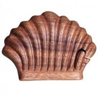 Bali Puzzle Box - Sea Shell