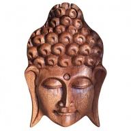 Bali Puzzle Box - Buddha Head