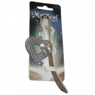 Mystical Bookmark - Love Hearts