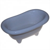 Ceramic Mini Bath - Ivory