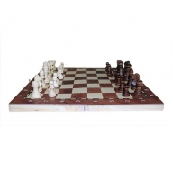 School Chess & Backgammon - 29cm