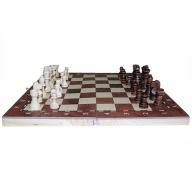 School Chess & Backgammon - 34cm