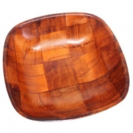 Lrg Cottonwood Square Basket - 25cm