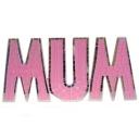 Mosaic - Mum - Pink