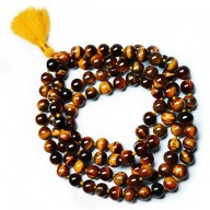 Mala Beads - Tiger's Eye