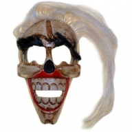Tribal Death Mask - Woman