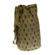 Jute Duffle Bag - Little Monkey