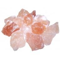 Pink Himalayan Salt Crystal 50g Chunks - approx 1kg