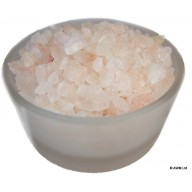 Pink Himalayan Salt Crystals (3-5mm) - approx 1kg