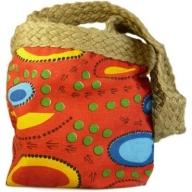 Aboriginal Art Bag - Red&Blue