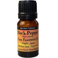 Blackpepper Essential Oil