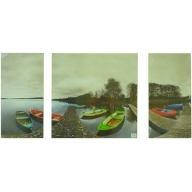 It's A Boat Thing - Left 60 x 30cm Middle 60 x 60cm Right 60 x 30cm