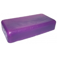 Geranium Aromatherapy Soap Loaf