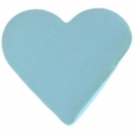 6x Heart Guest Soaps - Lotus Flower