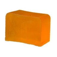 'Rejuvenating' Carrot & Orange Health Spa Soap Slice