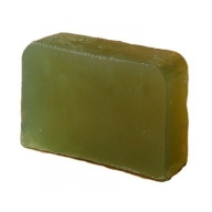 'Cleansing' Apple Health Spa Soap Slice