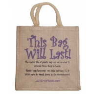 Jute Tantra Bag - This Bag Will Last
