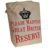 Jute Trend Bag - GB Reserve