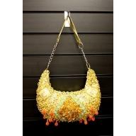 Retro Shimmy Bag - Gold