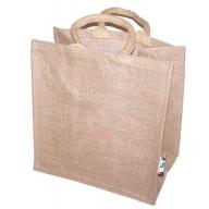 Simple Jute Bag - All Natural - 30cm x 30cm