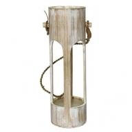 Bamboo Lantern Whitewash