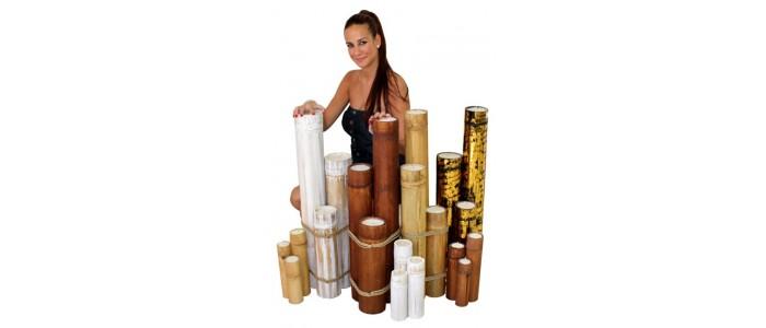 Bamboo Mountain Candles
