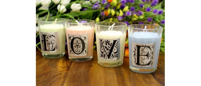 Soybean Votive Candles