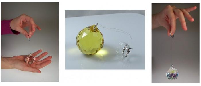 Faceted Crystal Spheres