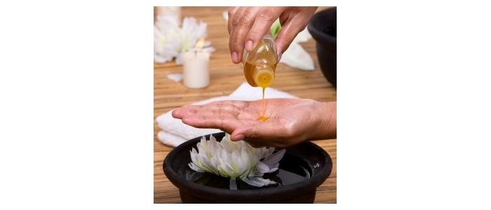 Massage and Base Oils