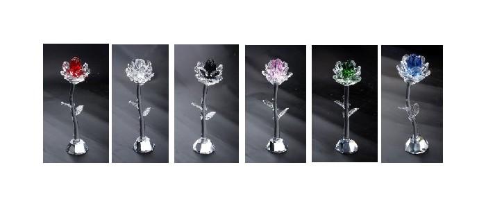 Star Crystal Roses