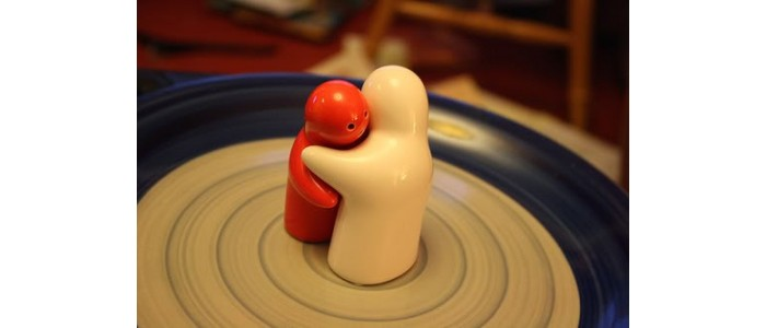 Salt & Pepper Pots