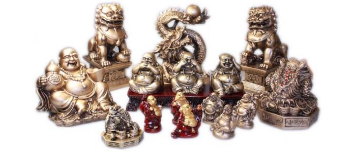Feng Shui Figures
