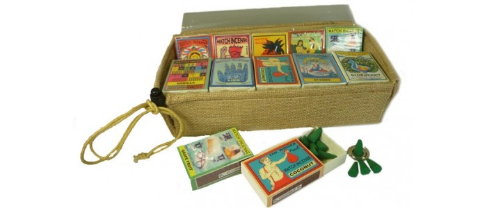 Matchbox Incense