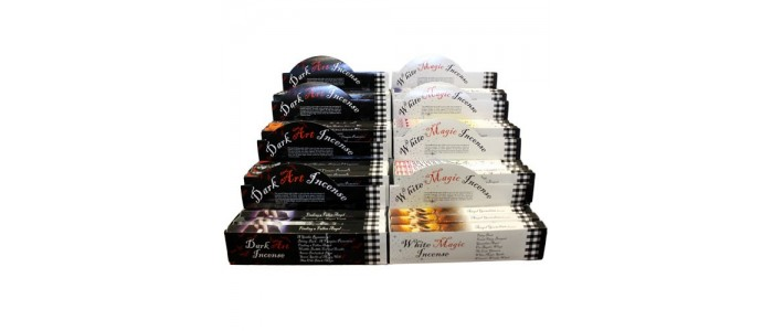 White Magic Incense Sticks
