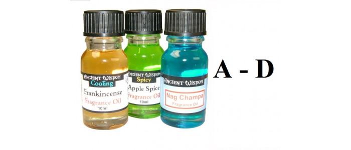 Fragrance Oils A-D
