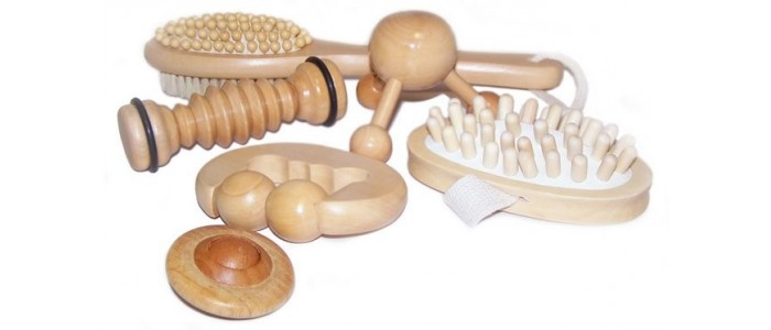 Wooden Massagers
