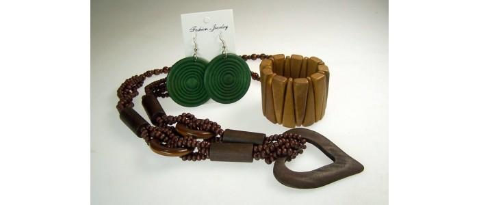 Monkey Wood Jewellery
