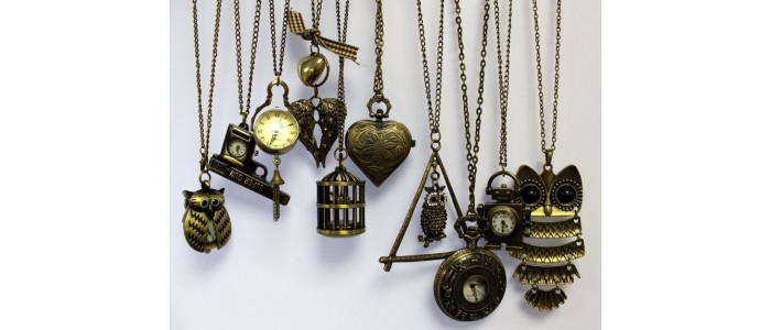 Retro Steampunk Jewellery