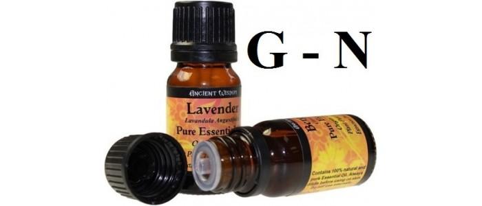 G-N Essential Oils (10ml)