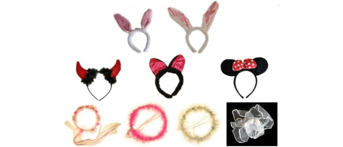 Party Hair Bands