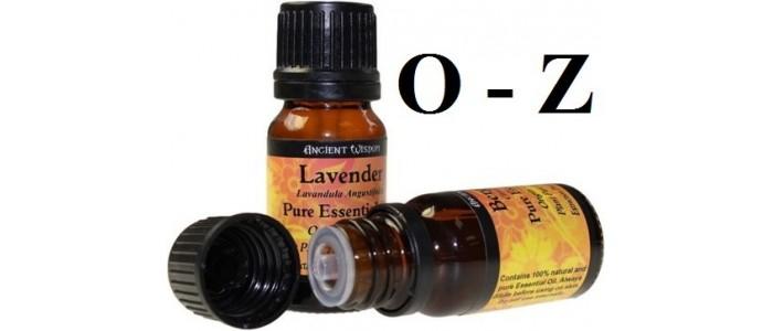 O-Z Essential Oils (10ml)