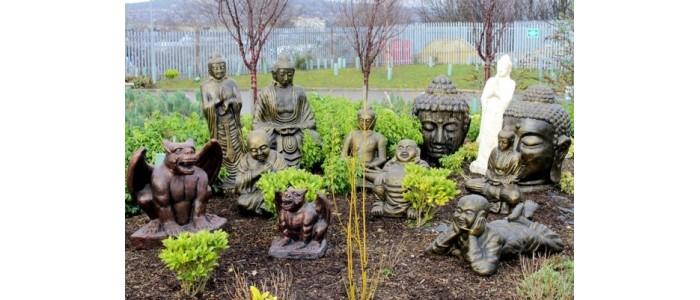 Art Stone Statues