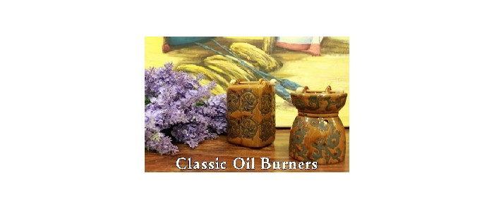 Classic Oils Burners