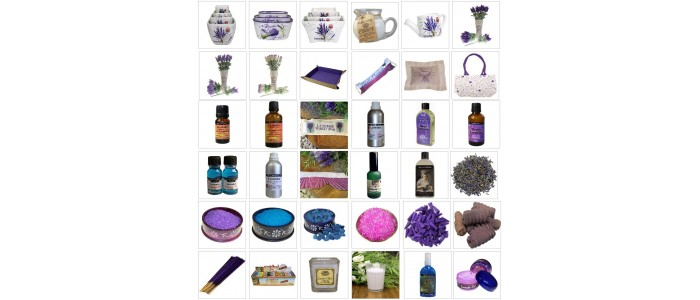 Home Comfort & Relaxing Lavender