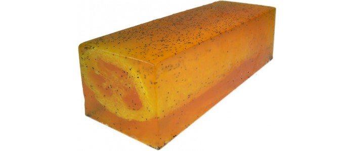 Buy a whole Loofah Soap Loaf